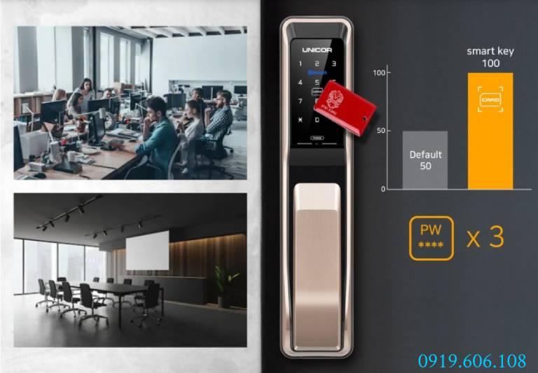 Chính sách bảo hành của Khóa Cửa Thông Minh Unicor PM8000WSK