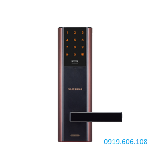 Khóa Cửa Thẻ Từ Samsung SHP-DH537BC/EN