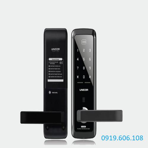 Khóa Cửa Thẻ Từ Unicor Titan 3250SK