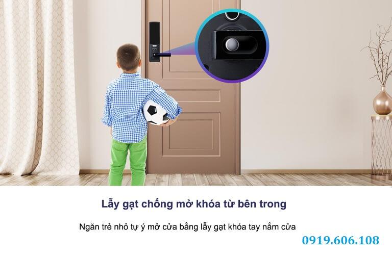 Khóa Cửa Thẻ Từ Samsung SHP-DH537 Hàng Chính Hãng Giá Rẻ