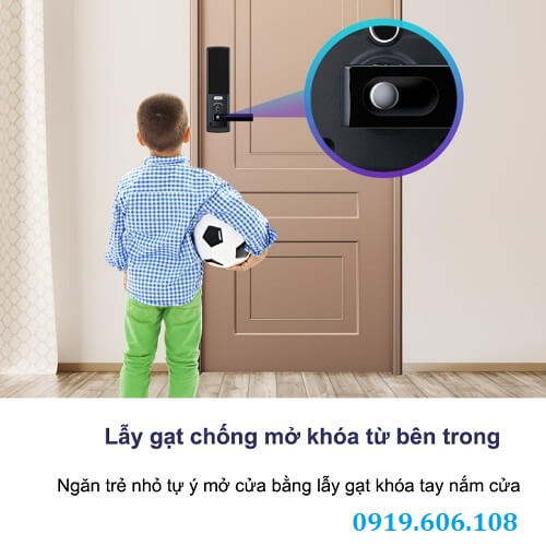 Khóa Cửa Thẻ Từ Samsung SHP-DH537