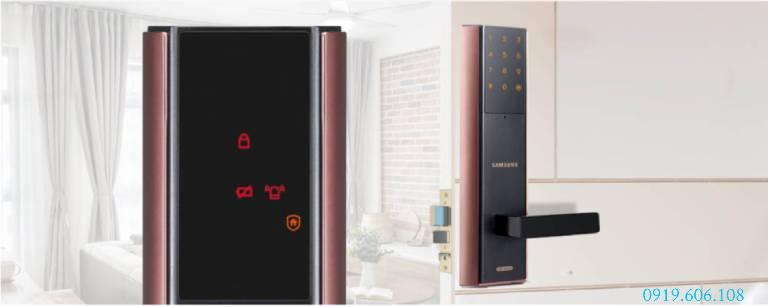 lưu ý lắp đặt khóa thẻ từ Samsung SHP-DH537MC/EN