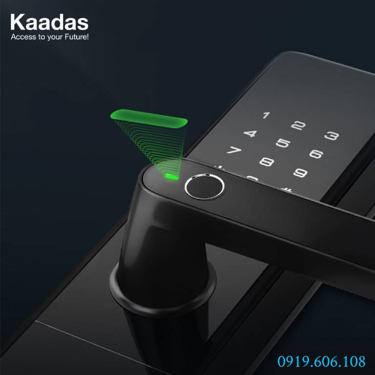 Lưu ý lắp đặt Khóa Cửa Thẻ Từ Kaadas S500C-2