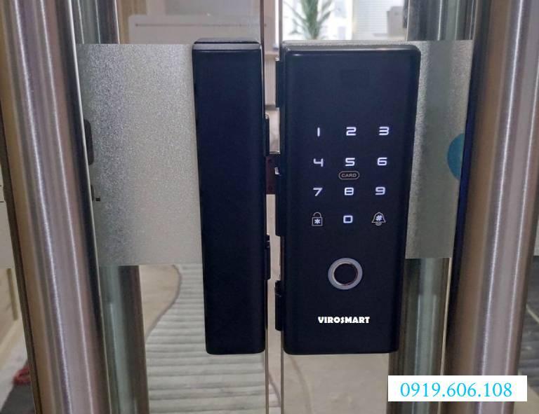 Khóa vân tay văn phòng Viro Smart Lock 4in1 VR-E12