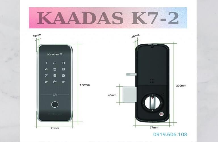 Kaadas R7-2