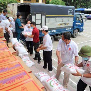 Mia Lock Việt Nam Chung Tay Hỗ Trợ Phòng Chống Covid Tại TPHCM