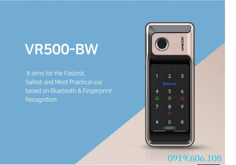 Unicor WR500-BW-SA
