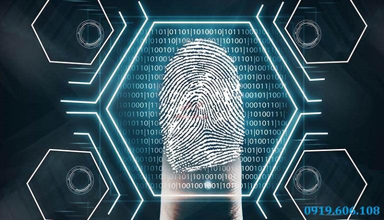 Công nghệ xác nhận vân tayLive-Scan