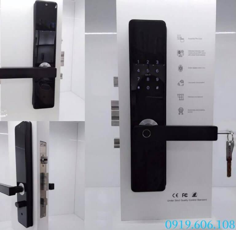 Khóa cửa mã số Viro Smart VR-G11B