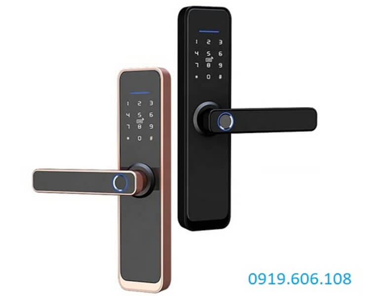 Khóa cửa vân tay thông minh OneLock tích hợp công nghệ vân tay FDC tiến tiến, bảo mật cao, sử dụng dễ dàng, tiện lợi, hỗ trợ tốt hơn cho cuộc sống