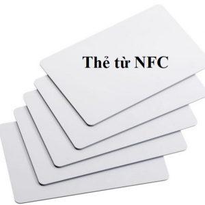 Thẻ Từ NFC Là Gì? Thẻ Từ NFC Có Tốt Không? Giá Bao Nhiêu?