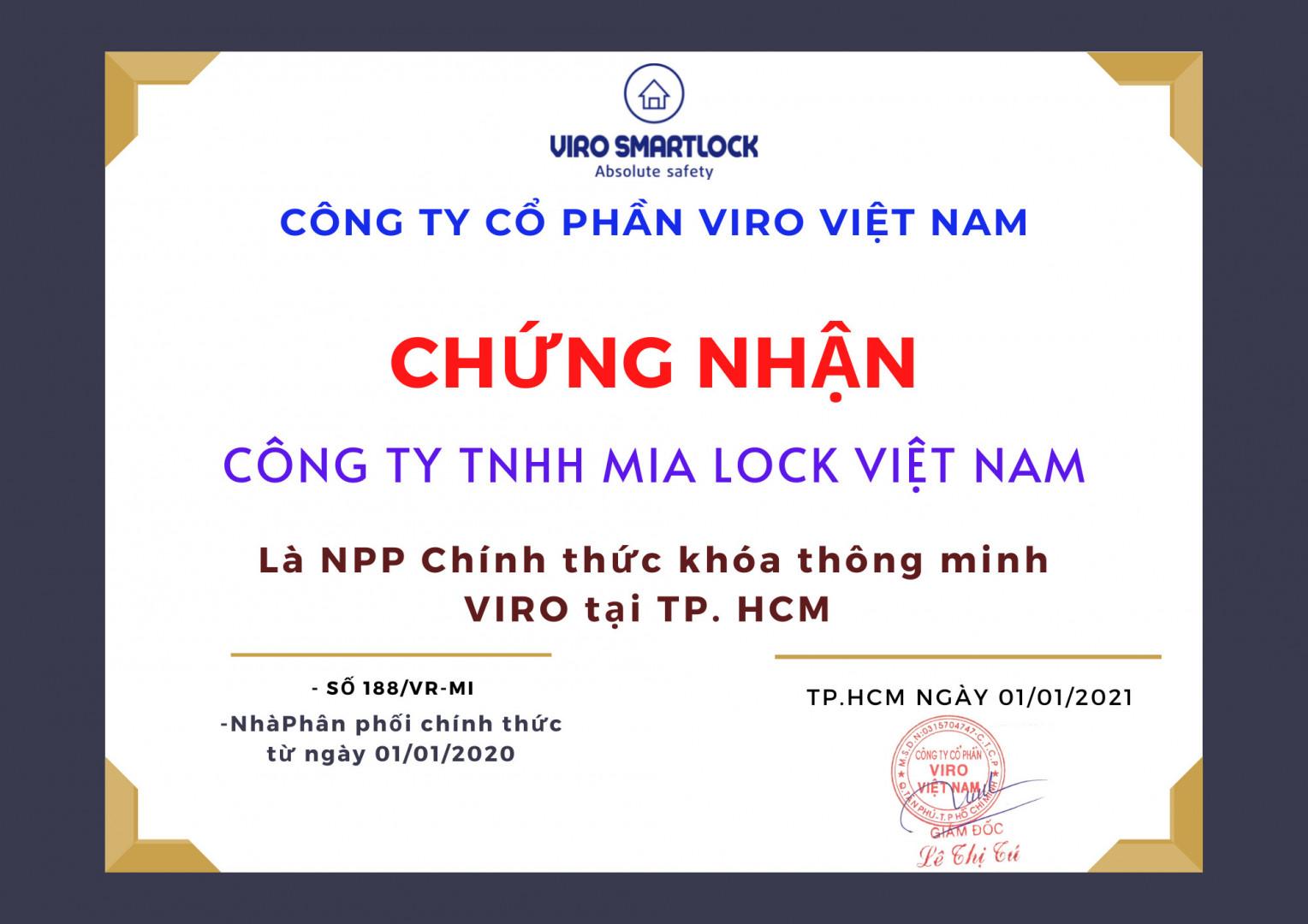Nha Phan Phoi Viro